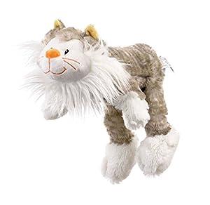 Egmont Toys- Loup Marioneta Peluche, Color Gris (E160663)