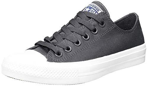 Converse Ct II Ox, Sneaker a Collo Basso Uomo, Grigio (Thunder/White/Navy), 37 EU