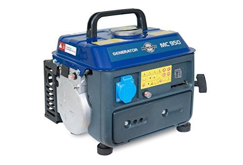 Mecafer 450009 - Grupo electrógeno 2 tiempos