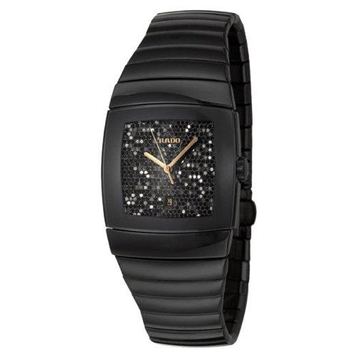 Rado R13724182 - Reloj para hombres, correa de cerámica color negro