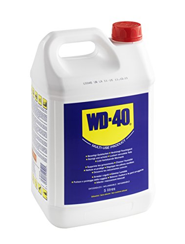 Price comparison product image WD-40 1810010 49506 Multi-Spray Jerry Can and Trigger 5 L