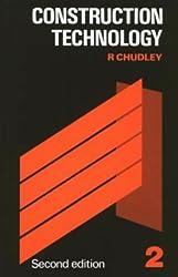 Construction Technology: Volume 2: v. 2 (Longman Technician Series)