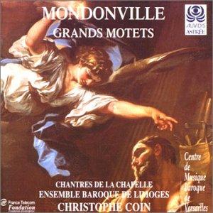 Mondonville : Grands Motets