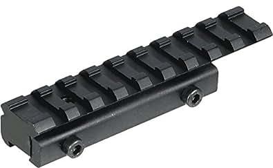 GS33 SYSTEM Low Profile .22 / Airgun à Picatinny / Weaver ferroviaire Adaptateur