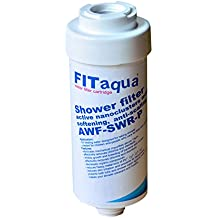 FitAqua AWF-SWR-P Filtro de Ducha