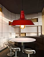 Nostralux®Modern Industrial Retro Pendant Lamp Factory Ceiling Lights E27 - Various Colours by Nostralux
