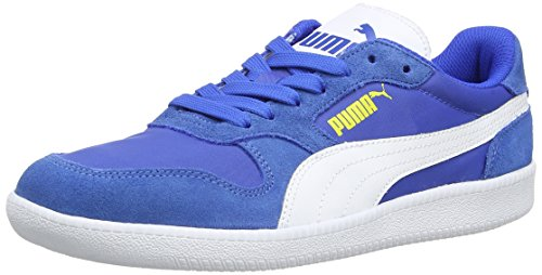 Puma Icra Trainer Nl, Entraînement Football homme Bleu - Blue (Strong Blue/White)