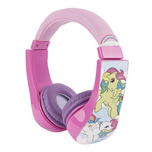 My Little Pony 30357-int Casque audio avec Protection des Tympans pour Smartphone/Tablette/Lecteur MP3/MP4/Ordinateur/Console de jeux portable Rose