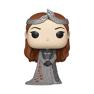 Funko - Pop! TV: Game of Thrones - Sansa Stark Figura Coleccionable, Multicolor (44447) 5