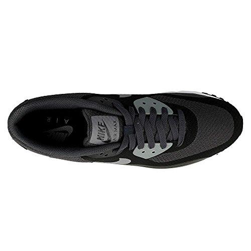 Nike Air Max 90 Ultra Essential, Baskets Homme, Bleu Noir