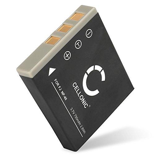 CELLONIC® Qualitäts Akku für Kodak Easyshare C763 (650mAh) KLIC-7005 Ersatzakku Batterie