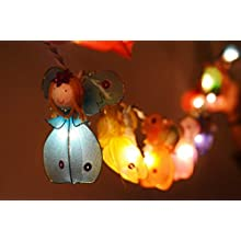 ANGEL LED FAIRY LIGHTS - POSTED FROM THE UK