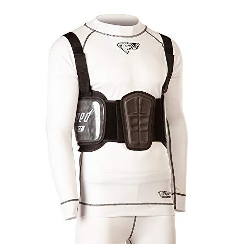 Speed Racewear - Rippenprotektor Oberkörper Schutz - Neustes Modell (L)