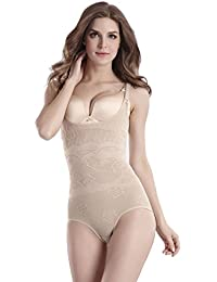 UMIPUBO Shapewear Femme Body Gainant Amincissant Sculptant Gainant Corsets  Minceur Bustiers Ventre Plat Body Shaper b2eddf38aea