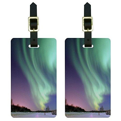 aurora-borealis-alaska-sky-luggage-suitcase-carry-on-id-tags-set-of-2