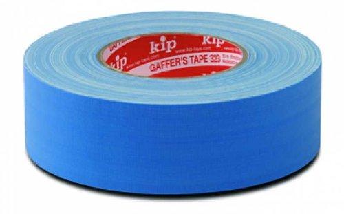Preisvergleich Produktbild kip Gaffer's tape Blau Breite 323 50 mm