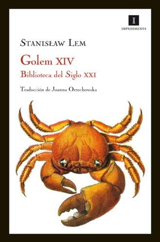 Golem XIV (Impedimenta nº 70)