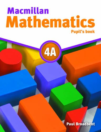 Macmillan Mathematics 4B: Pupil's Book