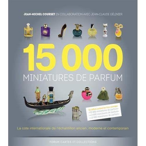 15000 miniatures de parfum l'intégrale