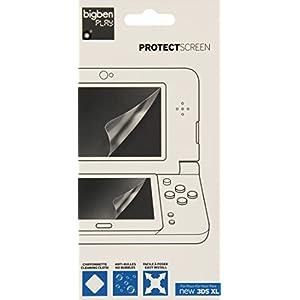 Nintendo New 3DS XL – Dual Screen Protection Kit (Bildschirmschutzfolien)