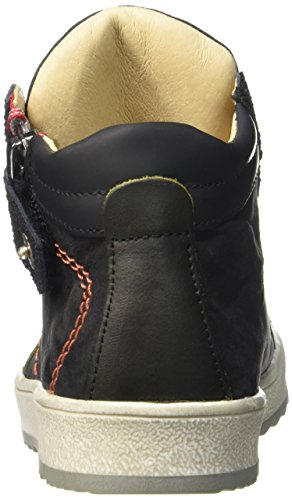 Achile Jungen Diego Sneaker Schwarz - Noir (11 Vtc Noir Dpf/Sister)