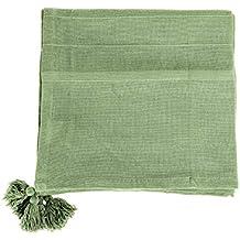 Homescapes Jeté de lit ou de canapé en 100% Coton tissé Main - Rajput - b81923a48c0