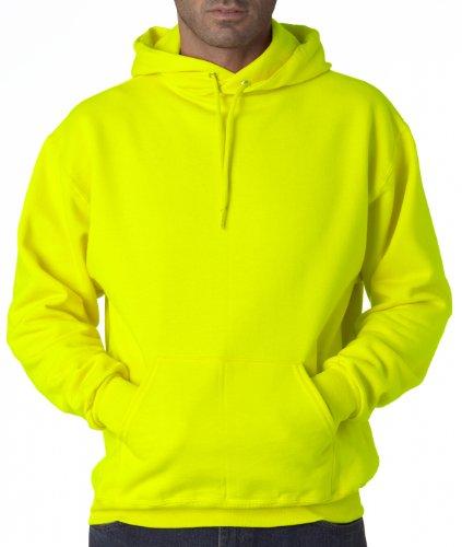 Wei§er Fu§ball auf American Apparel Fine Jersey Shirt Grün