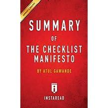 Summary of the Checklist Manifesto: By Atul Gawande Includes Analysis