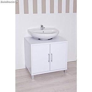 TOP KIT | Mueble Bajo Lavabo Gala 8915-70 x 67 x 45 | Blanco