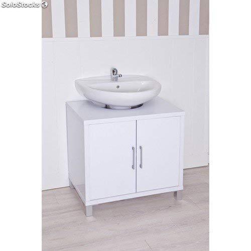 Intradisa Mueble de baño bajo Lavabo 8915, Blanco