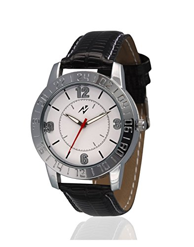 Yepme Analog White Dial Men's Watch - YPMWATCH1312 image