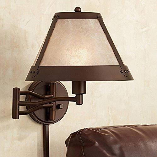 Dekorative Beleuchtung Des Industriellen Bronzeeinsteckwandlampenmetalls Einfachen Kreativen Schlafzimmerwohnzimmers