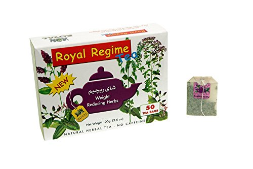 Royal Regime Tea For Weight Loss - Pack of 50 sachets -