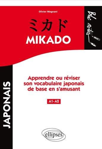 Mikado Niveau 1 : Apprendre ou réviser son vocabulaire japonais de base en s'amusant