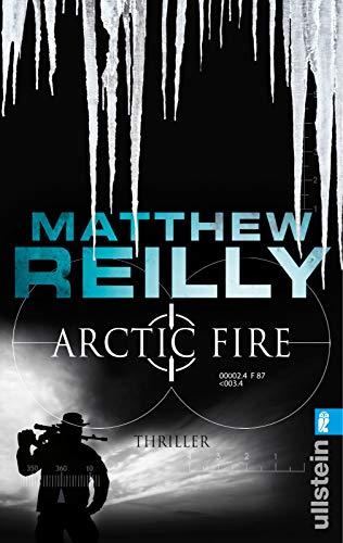 Gas-insel (Arctic Fire: Thriller (Ein Scarecrow-Thriller, Band 5))