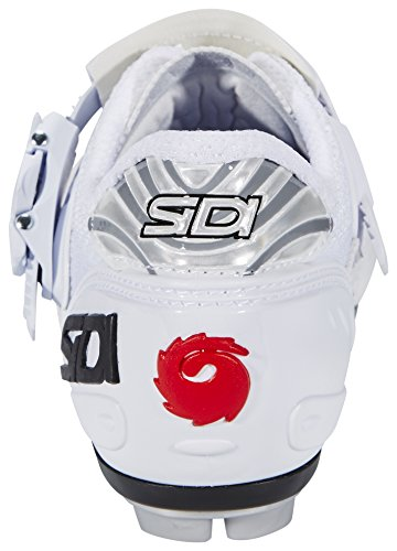 Sidi MTB Eagle 5 Fit Fahrradschuhe Women white/white 2016 MTB Schuhe Weiß