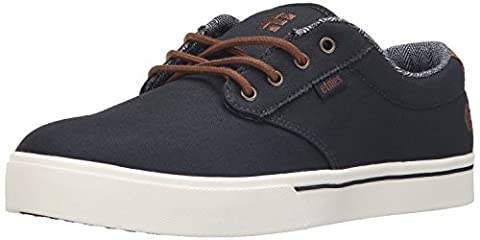 Etnies JAMESON 2 ECO, Chaussures de Skateboard homme - Bleu - Blau (NAVY/BROWN/WHITE / 480) - 41.5 EU