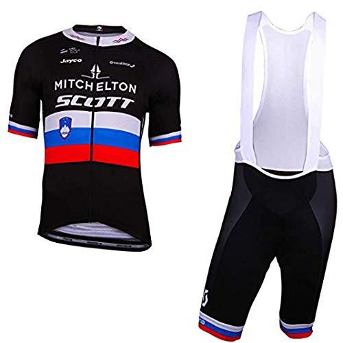 Ropa Ciclismo Verano Hombre Maillot Ciclismo+Ciclismo
