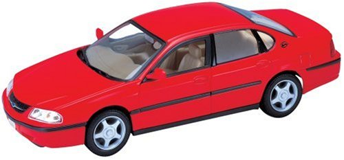 welly-voiture-miniature-2001-chevrolet-impala