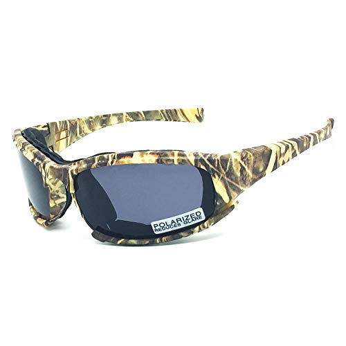 Y-YT Sportbrillen Taktische Camouflage Nacht Vision Brille mit Camouflage-Box für den Radsport Ski Goggles