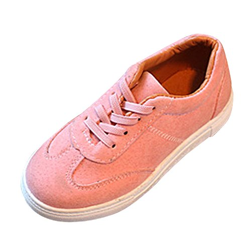 YanHoo Zapatos niños Entrenadores Zapatillas Deporte