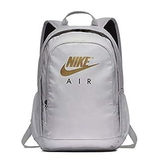 Nike NK Hayward Air BKPK, Mochila Unisex Adultos, Multicolor (Vstgry/Blck/Mt Llc Gld) 24x36x45 cm (W x H x L)
