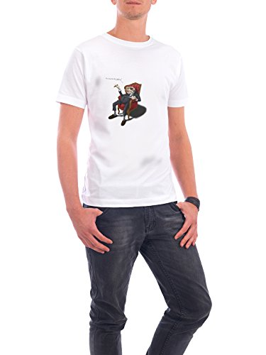 "Design T-Shirt Männer Continental Cotton ""Fly in My Soup (Colour)"" - stylisches Shirt Tiere Natur von Rob Snow Weiß"
