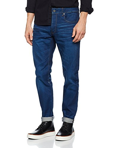 G-STAR RAW Herren Jeans Blau (medium aged)