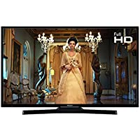 Panasonic TX-43E302B 1080p 43-Inch Full HD LED TV with Freeview HD - Black (2018 Model)