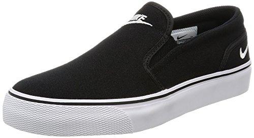 Nike Donna Wmns Toki Slip Canvas scarpe sportive bianco Size: 39