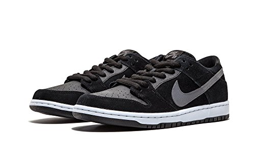 Nike Dunk Low Pro IW, Chaussures de Skate Homme, Blanc Multicolore