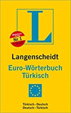 Langenscheidt Euro-Wörterbuch Türkisch