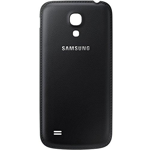 Original Samsung BLACK EDITION Akkudeckel black / schwarz für Samsung i9195 Galaxy S4 mini (Akkufachdeckel, Batterieabdeckung, Rückseite, Back-Cover) - GH98-27394K (Samsung S4 Leder-cover)