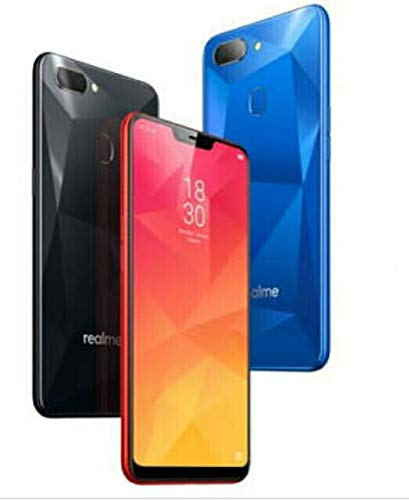 REALME 2 Smartphone with RAM 3GB, Internal storage 32 GB (Black)